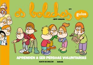 Os Bolechas aprenden a ser persoas voluntarias