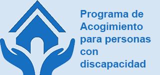 Programa de Acogimiento Familiar para personas con discapacidad