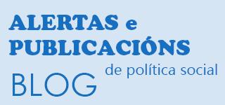 Alertas e publicacións - Política Social