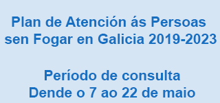Plan de Atención ás Persoas sen Fogar en Galicia 2019-2023