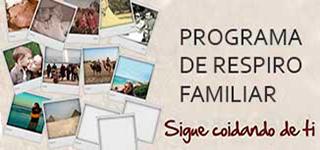 Programa de Respiro Familiar