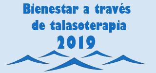 Bienestar a través de talasoterapia - 2019