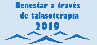 Benestar a través de talasoterapia - 2019