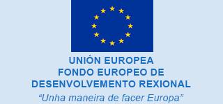 """PO FEDER Galicia 2014-2020 """"Unha maneira de facer Europa"""""""